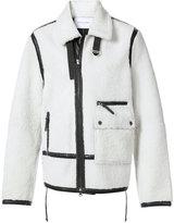 Ovadia & Sons shearling aviator jacket