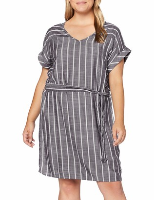 JDY Women's Jdyjanine S/s Dress WVN Noos Casual
