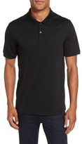 Theory Men's Current Tipped Pique Polo