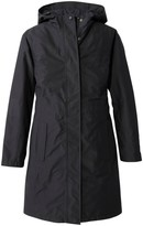 L.L. Bean L.L.Bean Women's H2OFF Raincoat, Mesh-Lined