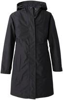 L.L. Bean Women's H2OFF Raincoat, Mesh-Lined
