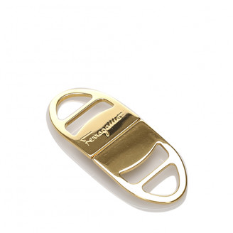 Salvatore Ferragamo Gold Other Scarves