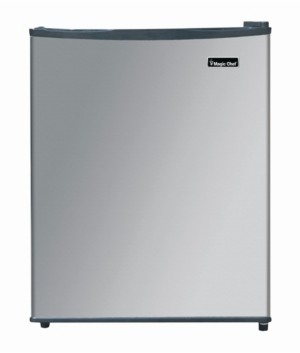 Magic Chef Energy Star 2.4 Cubic Feet Mini All-Refrigerator with Door