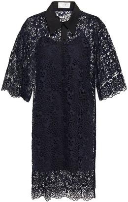 Victoria Victoria Beckham Guipure Lace Dress