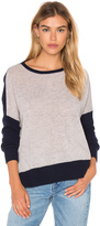 Charli Cressida Color Block Cashmere Sweater