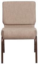 Church's Laduke Chair Symple Stuff Seat Finish: Beige, Frame Finish: Copper