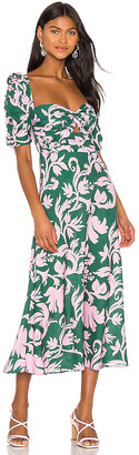 Keepsake Wistful Midi Dress