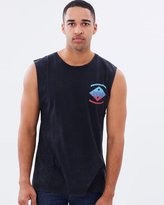 DC Mens Rised Muscle