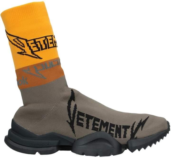 Vetements REEBOK x Ankle boots