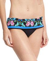 Nanette Lepore Damask Floral Dreamer Swim Bottom, Multicolor