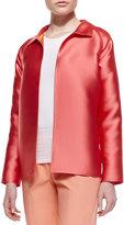 Lafayette 148 New York Zineb Sorbet Cloth Topper