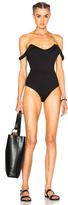 Rachel Comey Wylde Swimsuit in Black.