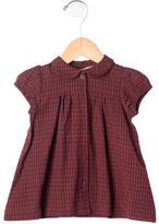 Caramel Baby & Child Girls' Striped Short Sleeve Dress w/ Tags