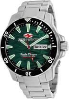 Seapro Men's Casual Scuba Dragon Diver Limited Edition 1000 Meters Dial Quartz Watch (Model: SP8318S)