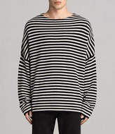AllSaints Marcel Crew Sweater