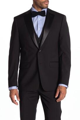 Calvin Klein Main Notch Collar Slim Fit Suit Separate Jacket