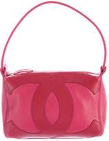 Chanel Leather CC Hobo