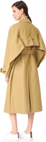 Tibi Trench Coat