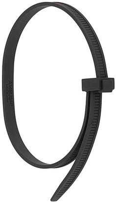 Ambush SS Zip Tie bracelet