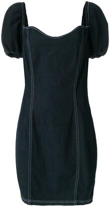 Moschino Pre-Owned denim dress