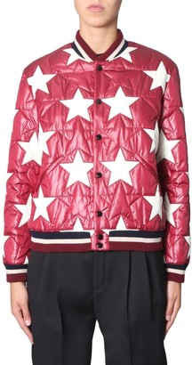 Saint Laurent Padded Star Bomber Jacket