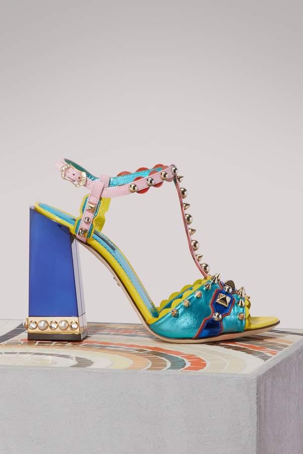 Dolce & Gabbana Keyra sandals