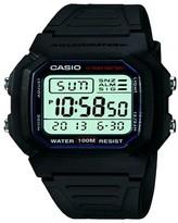 Casio Men's Classic Digital Watch - Black (W800H-1AV)