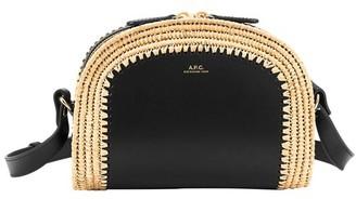 A.P.C. Half-moon mini bag