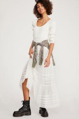 Free People Earth Angel Midi Dress