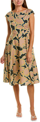 Max Mara Saloon A-Line Dress