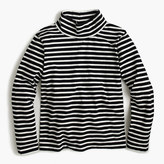 J.Crew Sailor-stripe funnelneck T-shirt