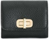 MICHAEL Michael Kors gold-tone hardware wallet - women - Leather - One Size