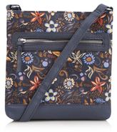 George Floral Print Body Bag