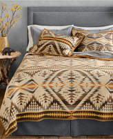 Pendleton Blankets, Diamond Desert Wool King Blanket