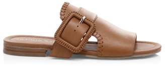 Jack Rogers Izzie Leather Slides