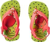 Havaianas Flintstones Flip Flops Girls Shoes