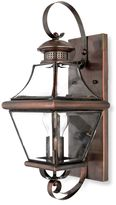 Bed Bath & Beyond Carleton Aged Copper and Glass Outdoor Lantern