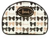 Harrods Glitter Bows Cosmetics Bag