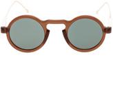 Spitfire Circle Sunglasses