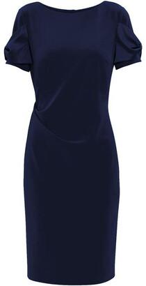 Gina Bacconi Risa Dress With Satin Bows