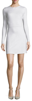 KENDALL + KYLIE Jersey Cut Out Fit And Flare Dress