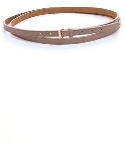 B-Low the Belt Double Wrap Belt