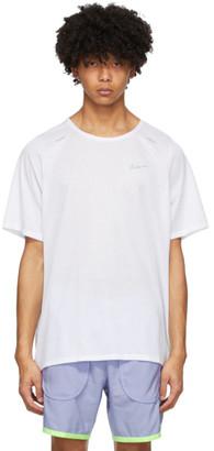 Nike White Rise 365 T-Shirt