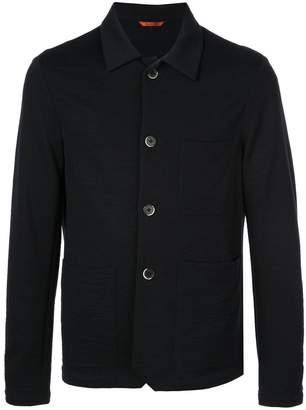 Barena button-up overshirt