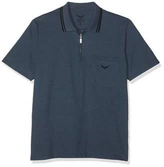 Trigema Men's 627633 Polo Shirt,Large