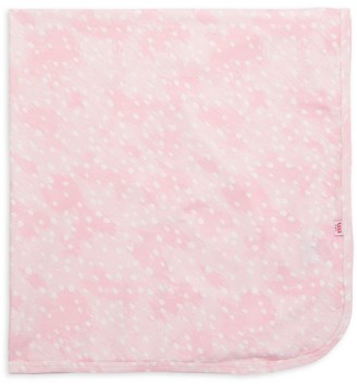 Magnetic Me Baby Girl's Doeskin Brushed Polka Dot Swaddle
