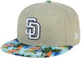 New Era San Diego Padres Vacation Vize Snapback Cap