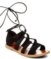 Steve Madden Sandee Lace-Up Sandals