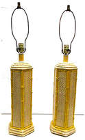 One Kings Lane Vintage,  Yellow/gold, In Stock