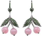 Axenoff Jewellery Cherry Quartz Earring